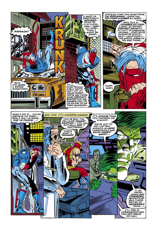 Captain America (1968) Issue #434 #384 - English 18