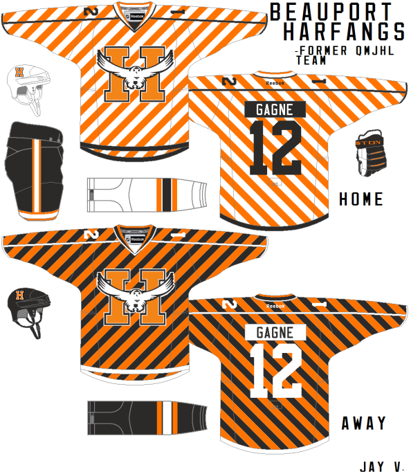 Friday late night with hjc hockeyjerseyconcepts for Miroir concept beauport