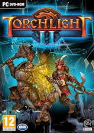 Torchlight II reloaded cover