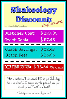 How to save money on Shakeology, Shakeology Discount, Julie Little Fitness, www.HealthyFitFocused.com