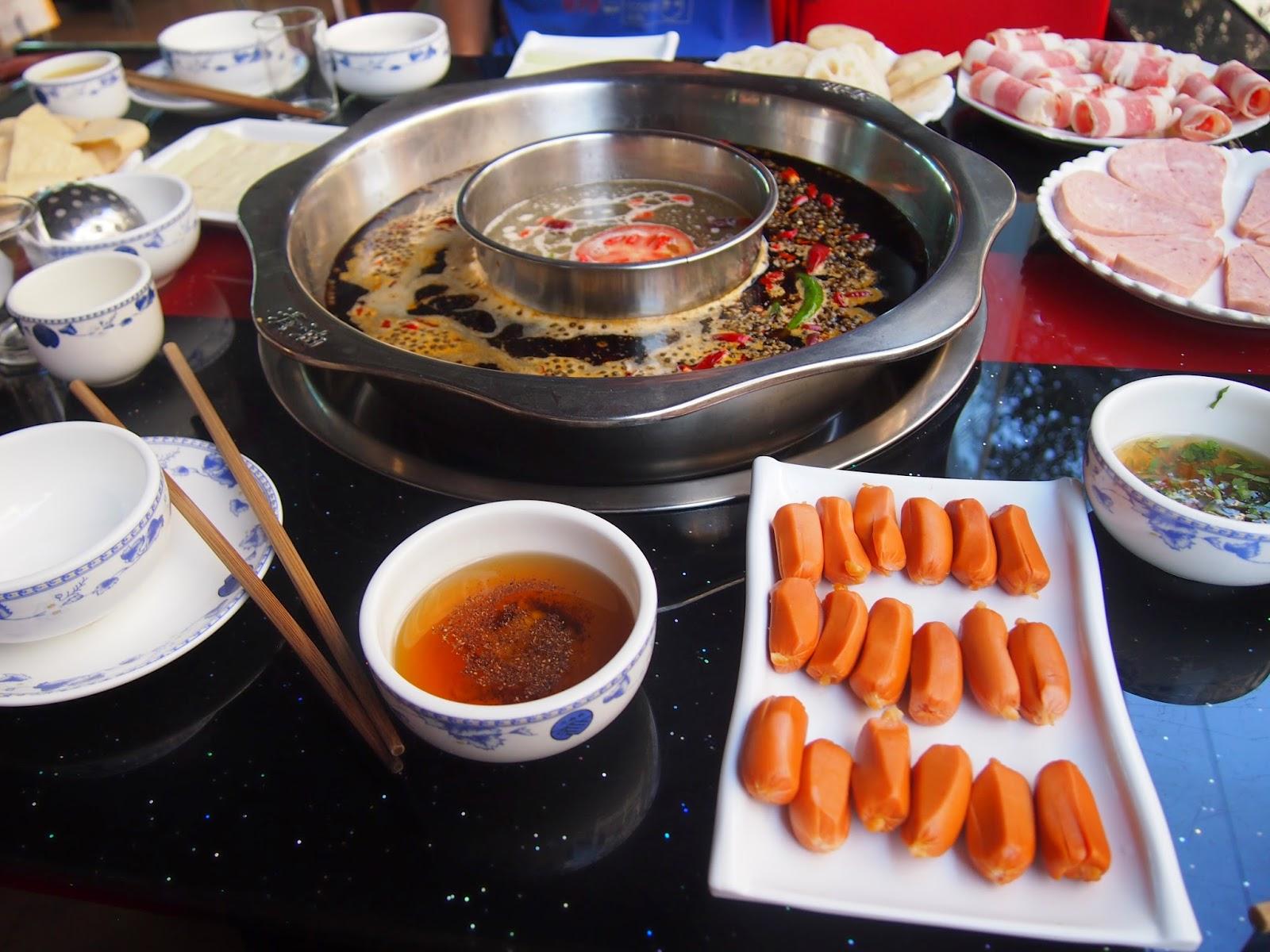 Hot Pot in Yunnan