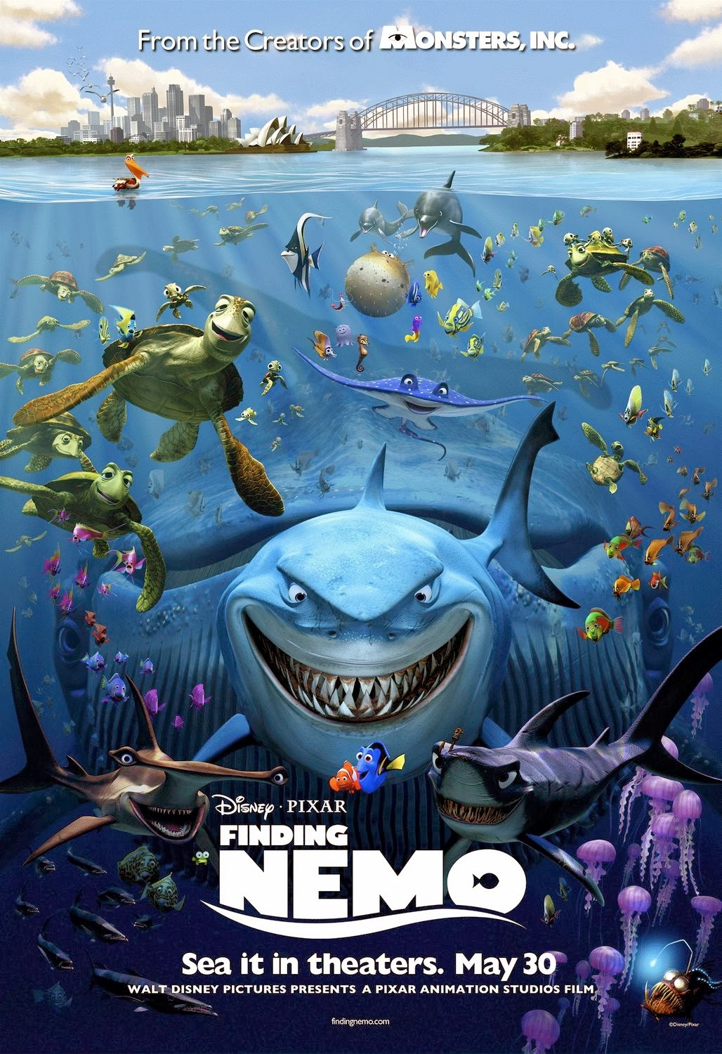 Finding nemo 2003 watch online for free full movie english stream