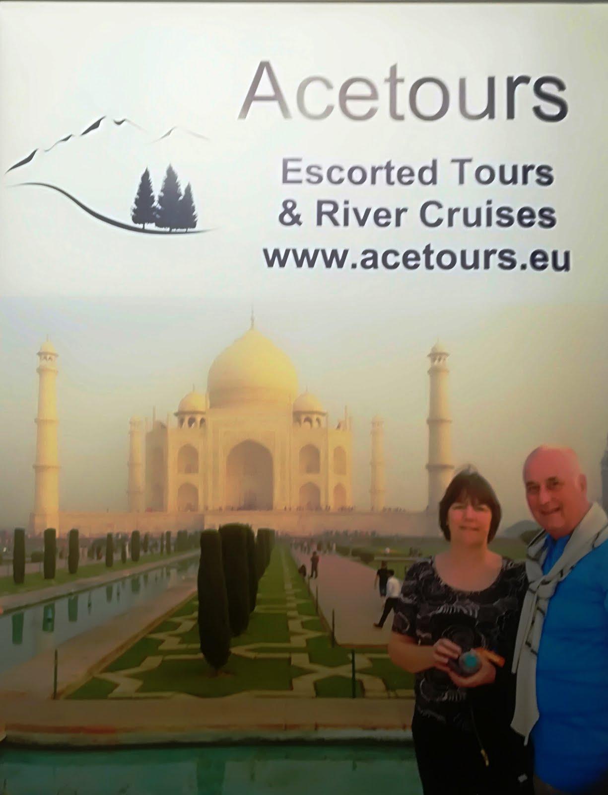 Ace Tours Escourted holidays