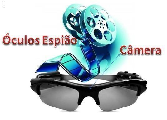 IMPORTAÇÃO DIRETA óculos Espião