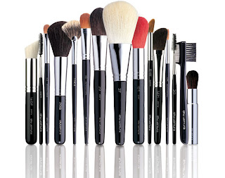 makeup+brushes Makeup Mondays With Mario: How To Clean Makeup Brushes