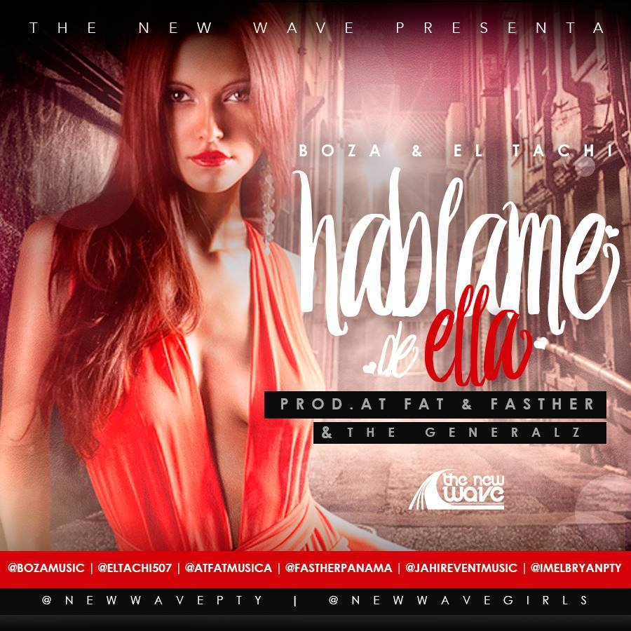 Boza Ft El Tachi - Hablame De Ella Prod. By At' Fat & Fasther & The Generalz [FMI]