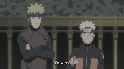 Aporte: Descarga Naruto Shippuden: The Lost Tower Pelicula Estreno 2011  CAP3