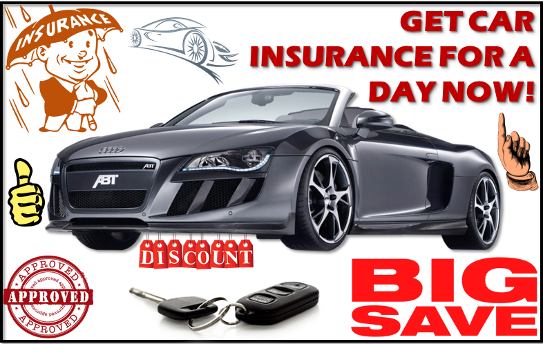 Auto Insurance For One Day