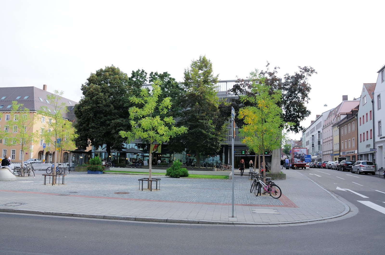 Markthalle Regensburg 2016 9 親子歐洲自駕淺遊世界遺產古城德國雷根斯堡 regensburg 柏特