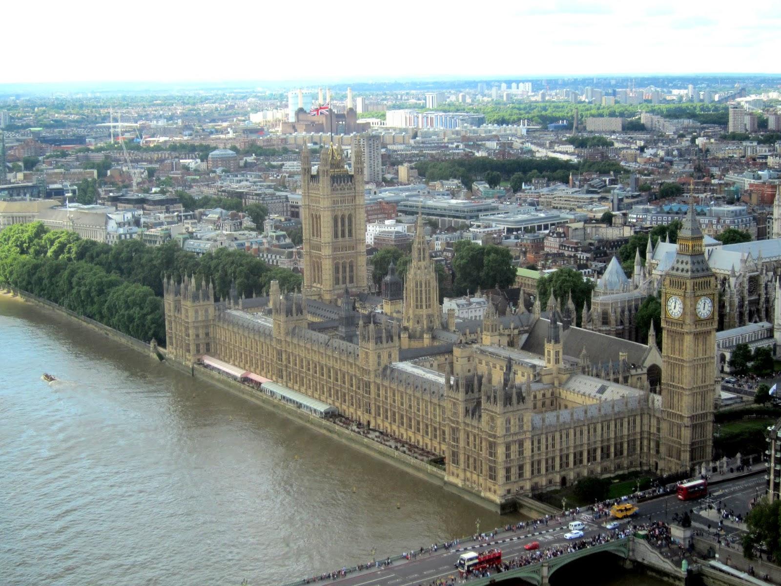 Top 3 Reiseziele London