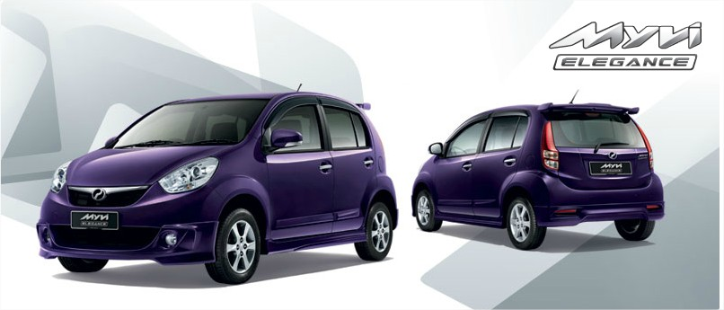 Promosi Mei (May) & Jun 2012 - Perodua Myvi 1.3
