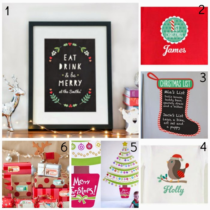 Personalized Kid's Gift Ideas