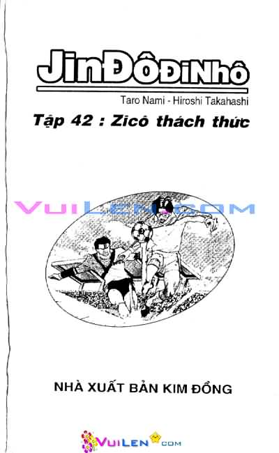 Jindodinho - Đường Dẫn Đến Khung Thành III  Tập 42 page 1 Congtruyen24h