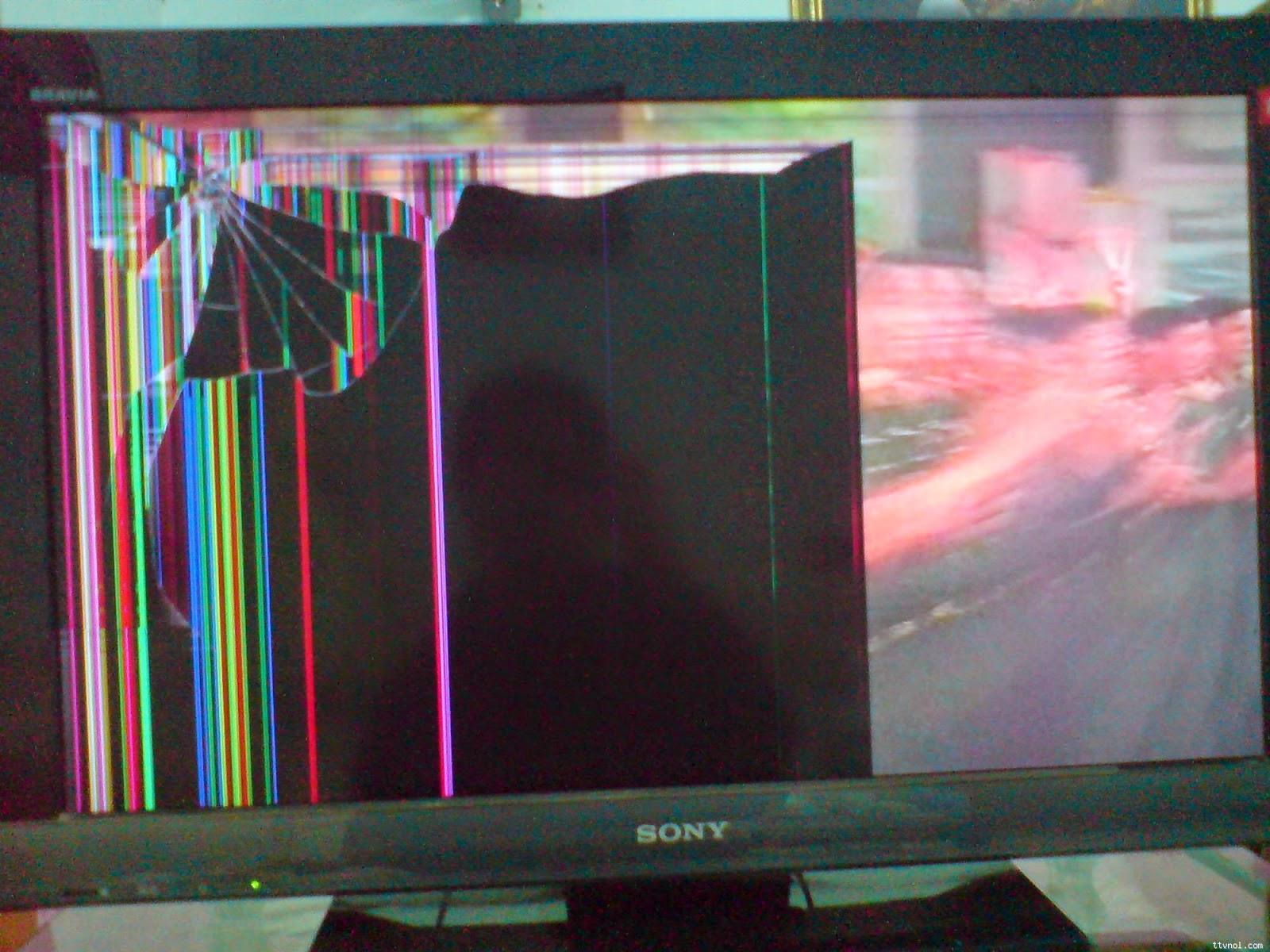 Dịch vụ thu mua tivi lcd cũ hỏng tại nhà