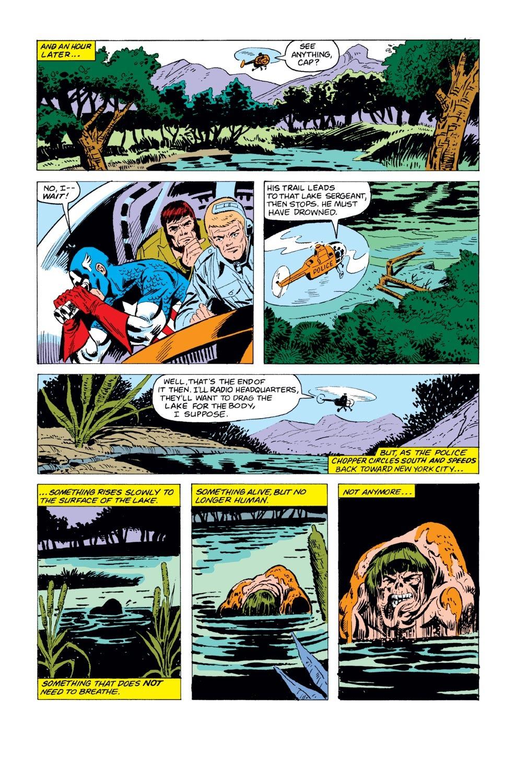 Captain America (1968) Issue #244 #159 - English 7