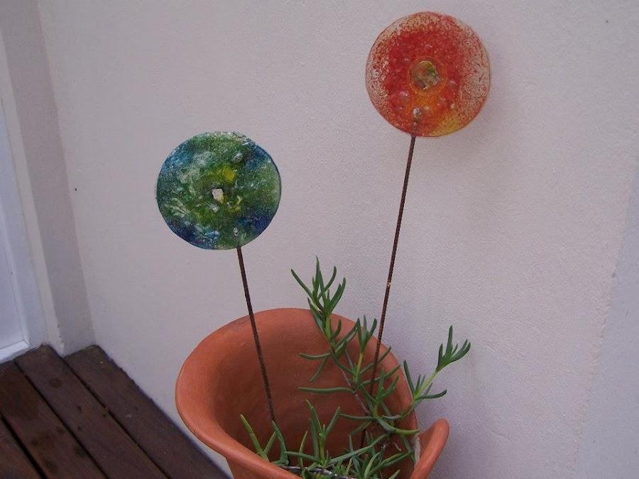tutores para plantas