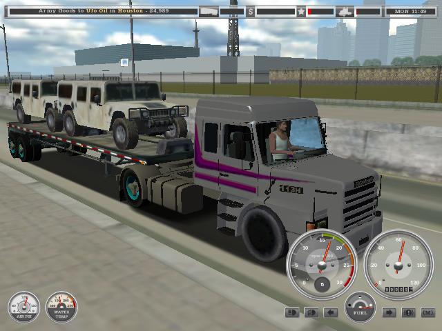Scania 113H Bicuda