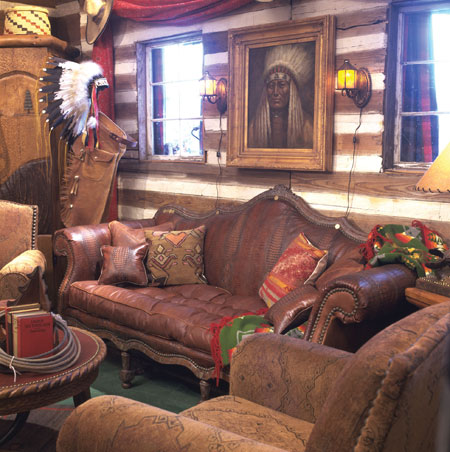 Google image result for - Western decor ideas for living roommake a theme ...