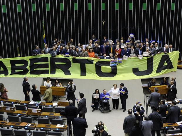 PEC do Voto Aberto é aprovada por unanimidade no Congresso.