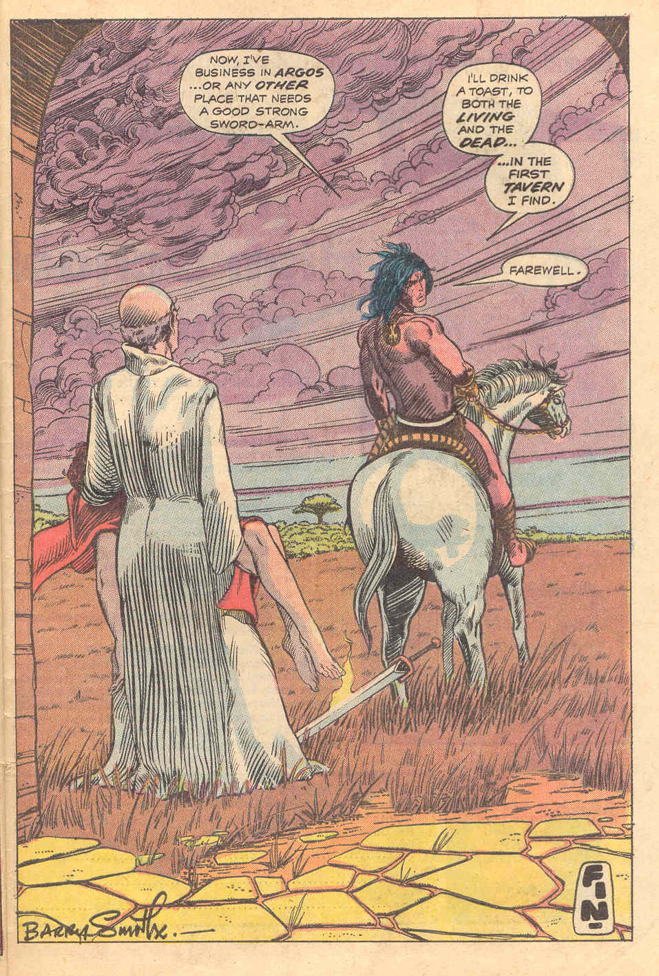 Conan the Barbarian (1970) Issue #15 #27 - English 22