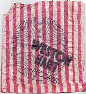 Weston Hart Paper Bag