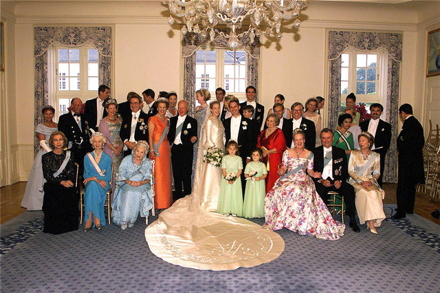 German park wedding