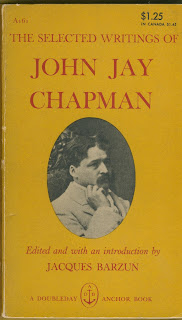 coatesville john jay chapman essay The best american essays of the century author: oates, joyce carol, 1938- coatesville / john jay chapman /the devil baby at hull-house / jane addams.