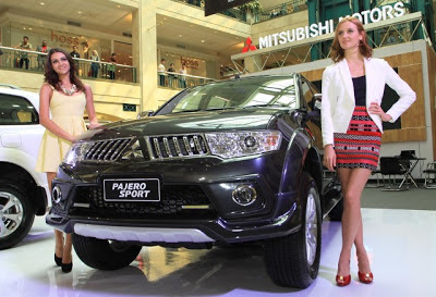 New Pajero Sport Limited 2013