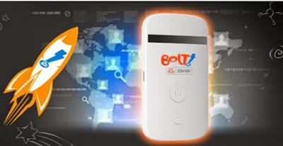 Bolt 4G USB Modem