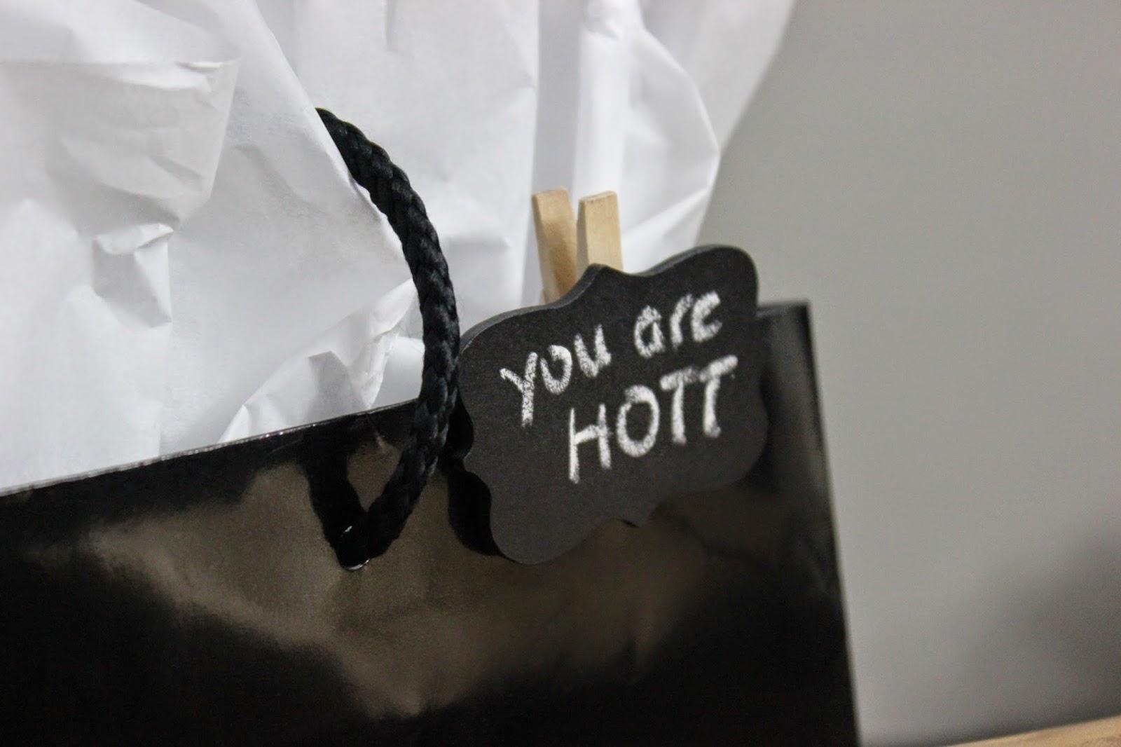 gift bag tags
