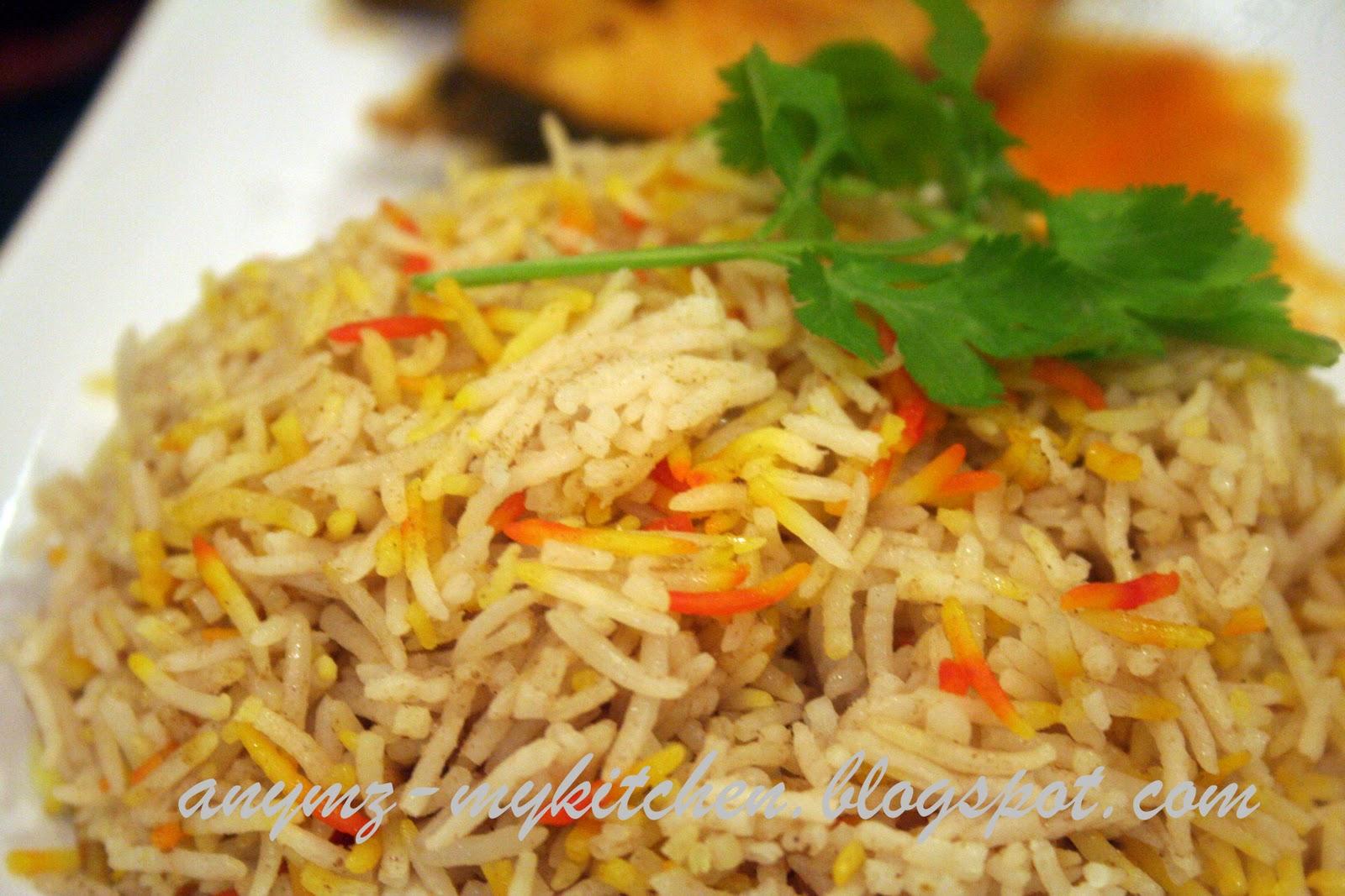 Resepi Nasi Minyak Terengganu Hanieliza