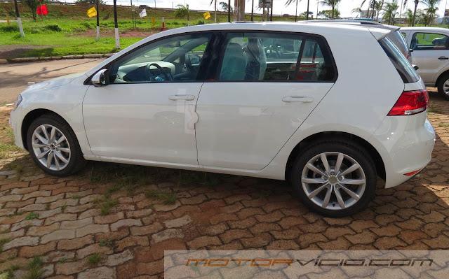 VW Golf Comfortline 2015 - queda de preços