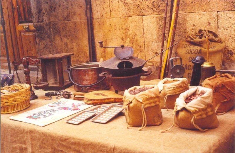 La cuisine du sol s como la cocina se volvi arte for Utensilios para servir comida