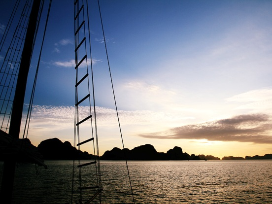 Sunset - White Dolphin Cruise