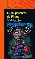 EL CHUPACABRAS DE PIRQUE--PEPE PELAYO