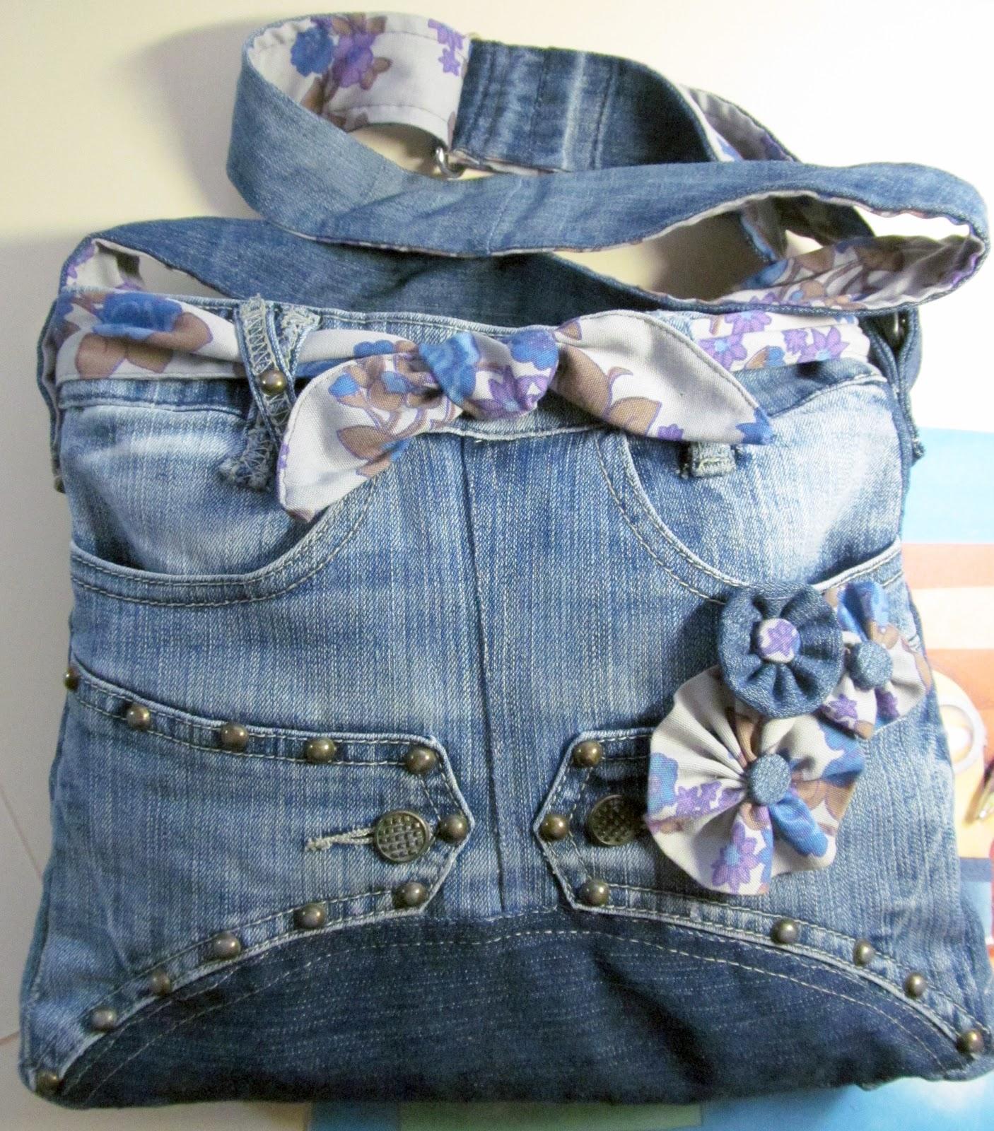 Переделка джинс своими руками фото