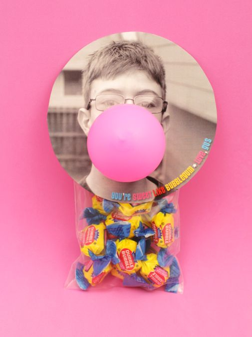 Project denneler bubblegum valentines for Cool things to do on valentine s day