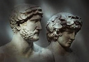 Hadrian & Antinous