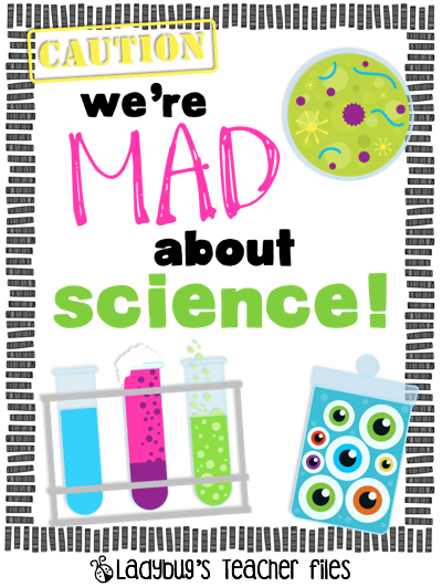 image about Printable Mad Science Sign called Had been Nuts Pertaining to Science indication printable Ladybugs Instructor