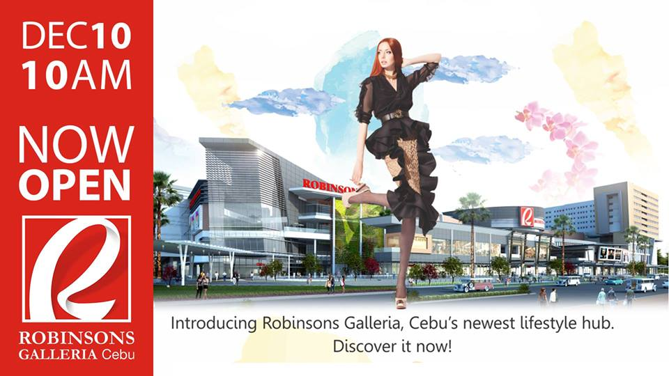 Robinson-Galleria-Cebu-Opening