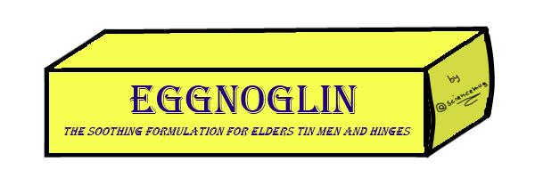 Eggnoglin by @sciencemug