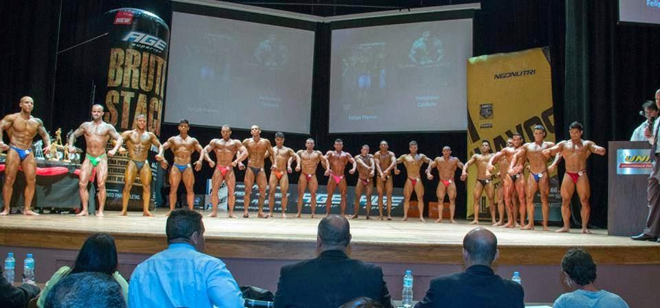Dezoito atletas de alto nível competiram na categoria Sênior até 75 kg Foto: Ismael Toledo