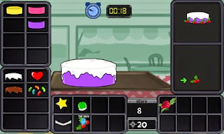 Screenshots of the Cake Maker Cooking Master for Android tablet, phone.