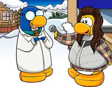 Resultado de imagem para Gary club penguin