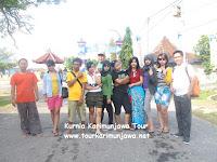 tamu di Karimun Jawa paket tour