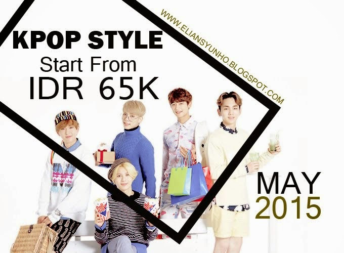 KPOP STYLE START FROM IDR 65.000