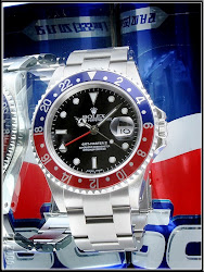 Asal-usul Julukan Rolex GMT Pepsi Dial