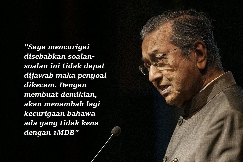 1MDB, Najib salah guna kuasa & wang rakyat.!!
