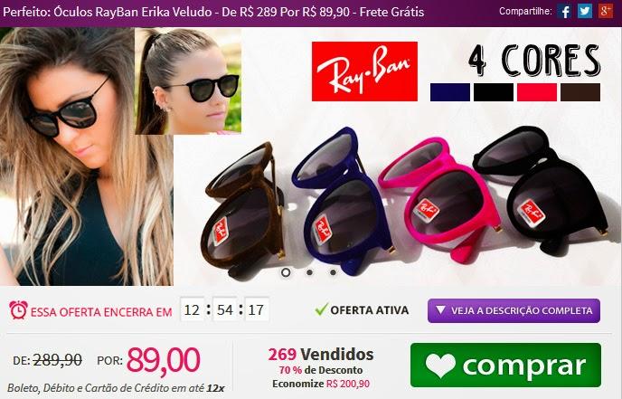 http://www.tpmdeofertas.com.br/Oferta-Perfeito-Oculos-RayBan-Erika-Veludo---De-R-289-Por-R-8990---Frete-Gratis-893.aspx