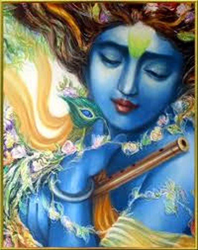 Wallpaper download of krishna - Lord Krishna 7